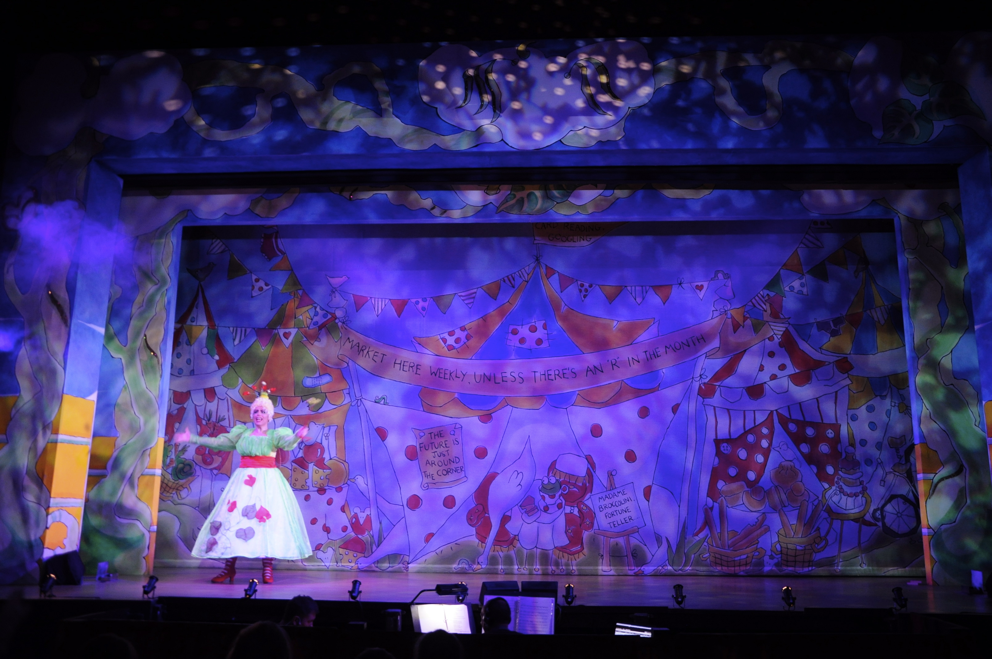 Jack and the Beanstalk - Oldham Coliseum