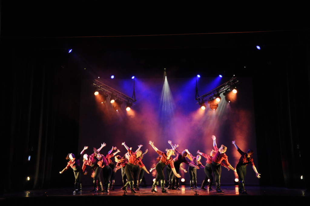 Dance Overtures 2015 - Wimbledon Theatre, for London Studio Centre