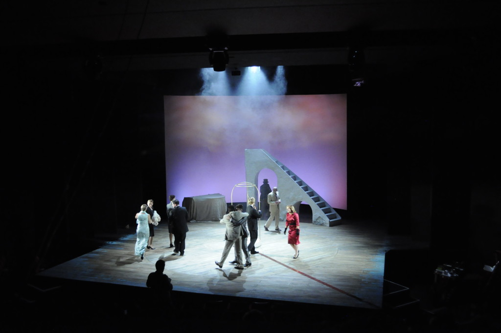 Winters Tale - Mercury Theatre Colchester