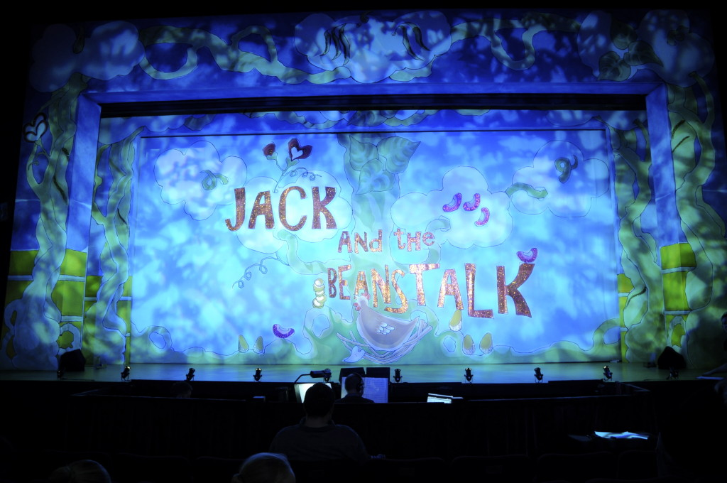 Jack and the Beanstalk - Oldham Coliseum