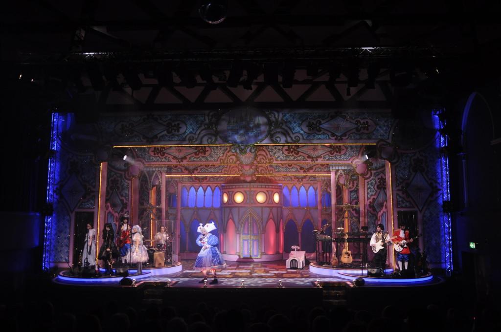 Stafford Gatehouse - Sleeping Beauty December 2013