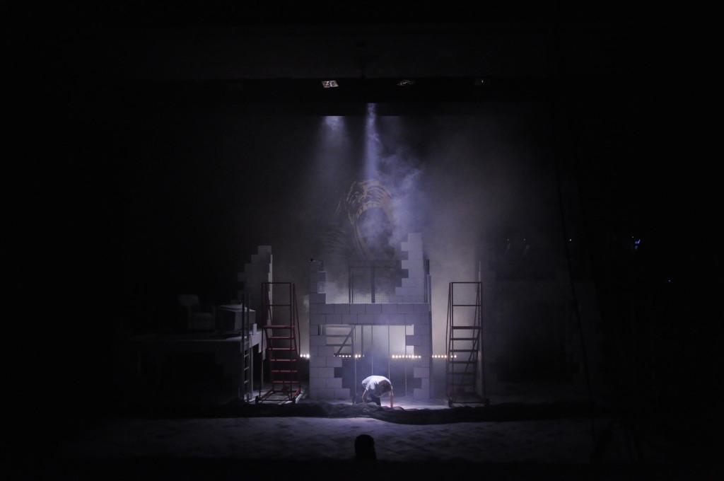 The Wall - Mercury Theatre, Colchester